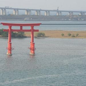 おはよう!南浜名湖 11月14日 早暁の雨から風へ 舞阪漁港全漁休漁の海