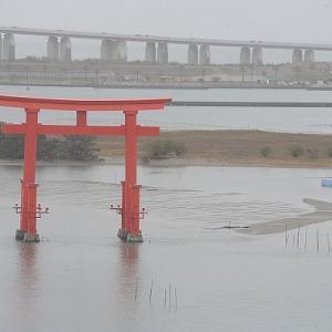 おはよう!南浜名湖 3月29日 雨のサンデイ
