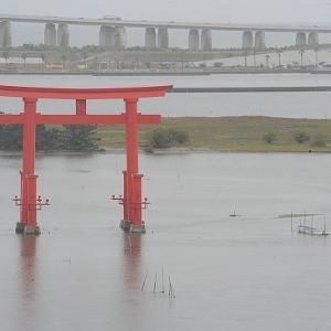 おはよう!南浜名湖 6月19日 舞阪・新居全漁休漁 いつもきれいな弁天島海浜公園