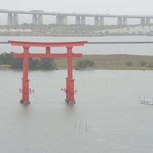 おはよう!南浜名湖 6月22日 週末賑わの海は開けて雨