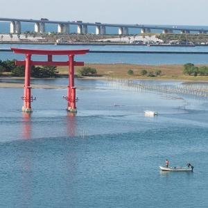 おはよう!南浜名湖 10月21日 シラス明日まで休漁 刺し網・かつを漁の海