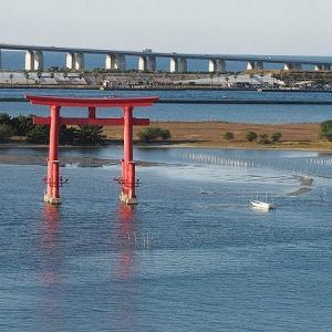おはよう!南浜名湖 10月31日 フライキ揚る舞阪 今年は神事だけのまつり