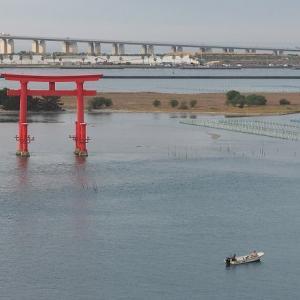 おはよう!南浜名湖 12月2日 舞阪漁港冬漁全漁出漁の海
