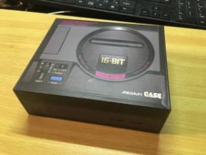 メガドライブ型 Raspbery Piケース【MEGAPi Case】