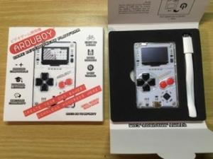 カードサイズゲーム機 Arduboy 買ってみた