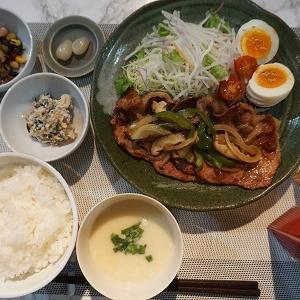 お家ご飯記録。。。KOYAMAさんの通販ドレッシング最高です!!