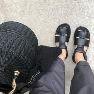 履きやす過ぎて黒追加🖤