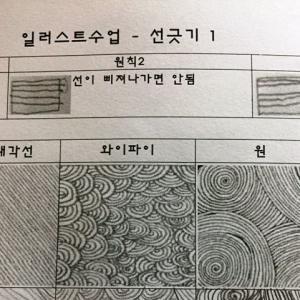 韓国ではこれは〇〇模様というらしい?!