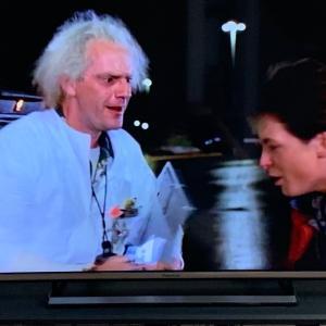 懐かしい映画...1985年に2015年の未来を見て感じたコト(^^)