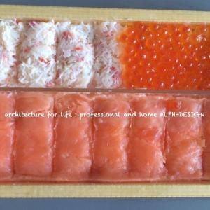 新千歳空港で感動した石狩鮨弁当