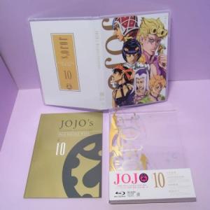 ジョジョの奇妙な冒険 黄金の風 Vol.10 Blu-ray&DVD発売中ゥゥゥゥ!!