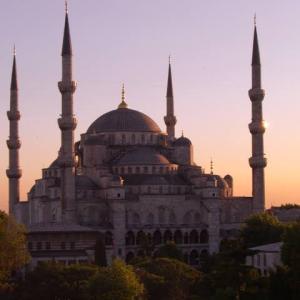 ロケハン39《イスタンブール2》- Blue Mosk -