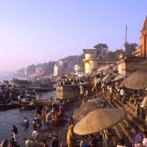 ロケハン 032《改訂・再掲》 - Varanasi India 032 -