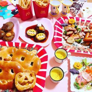 ハロウィン♥ご飯