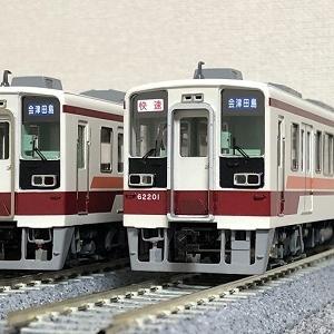 会津鉄道 6050系200番台 61201F