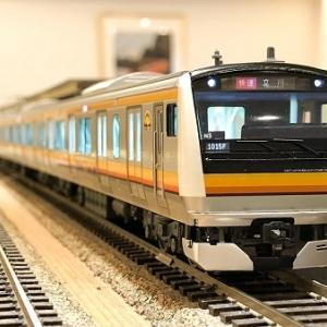 JR東日本 E233系8000番台 南武線・その2 試運転