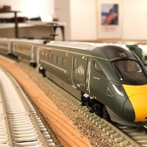 グレート・ウェスタン・レールウェイ Class 800 004編成・その1 試運転