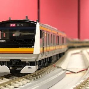JR東日本 E233系8000番台 南武線・その3 試運転(亀屋さん)