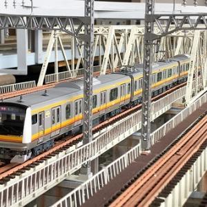 JR東日本 E233系8000番台 南武線・その4 亀屋さん・上淀川橋梁