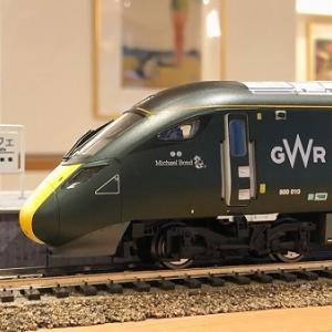 グレート・ウェスタン・レールウェイ Class 800 010編成(くまのパディントン/マイケル・ボンド)・その1 カシワギカフェ