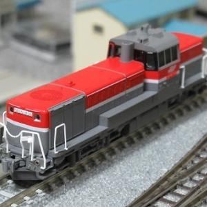 JR貨物 DE10形1500番台 更新色