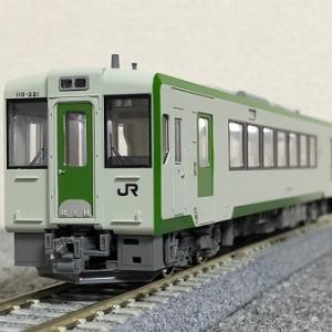 JR東日本 キハ110系200番台