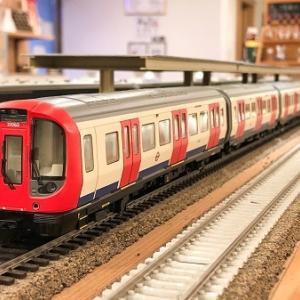 ロンドン地下鉄 S8 Stock(1/76)・その1