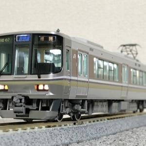 JR西日本 223系2000番台・その1 クモハ223-2000(8号車)
