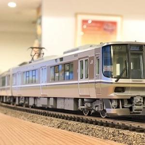 JR西日本 223系2000番台・その2 試運転