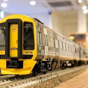 グレート・ウェスタン・レールウェイ Class 158 エクスプレス・スプリンター・その3