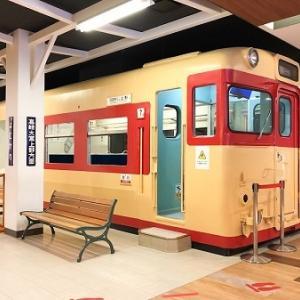 キハ58系キハ58 624 (横川サービスエリア)・その2 車内編