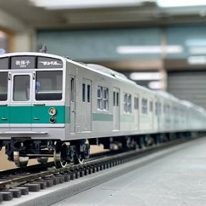 1/80 国鉄203系100番台 常磐緩行線 試運転(トレインドリーム)