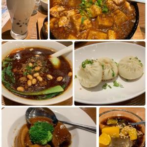 お誕生日ディナーは中華酒場で。