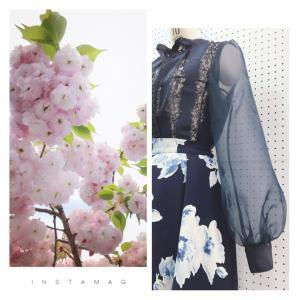 ★【美的style】この桜の様に♡