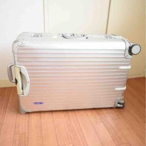 スーツケースの断捨離