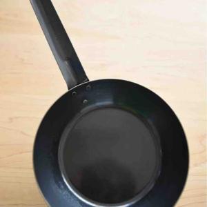 鉄のオムレツパン 20cm