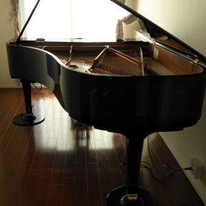 ピアノの引っ越し 搬入編