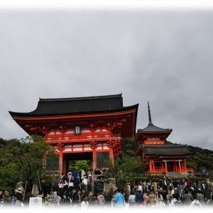 京都清水ぶらり旅 2019
