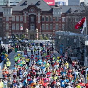 東京マラソン2020縮小開催決定でしょぼん!!