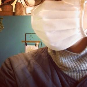 洗えるマスク 今日から試します