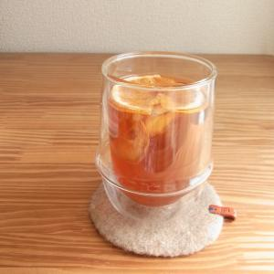 耐熱ガラス二重構造グラス