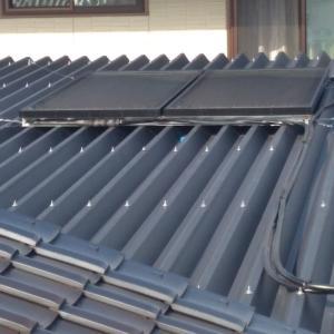 太陽熱利用給湯システム