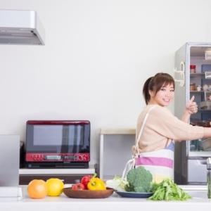 冷蔵庫収納で時短家事効率UP!