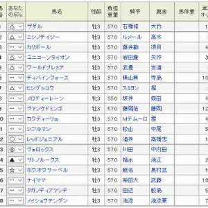 (75)京都~菊花賞予想