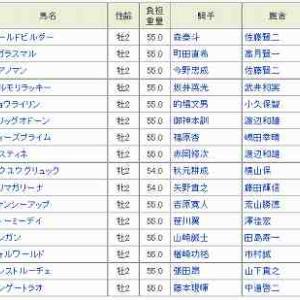 [76]大井~ハイセイコー記念予想