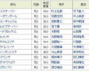 [20]名古屋~スプリングカップ予想