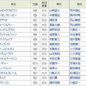 [21]大井~フジノウェーブ記念予想