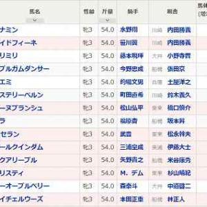 [65]川崎~関東オークス予想