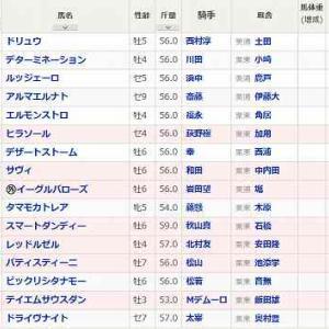 (69)阪神~天保山S予想