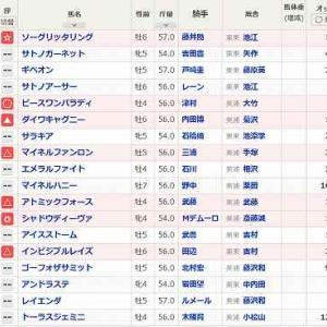 (71)東京~エプソムカップ予想